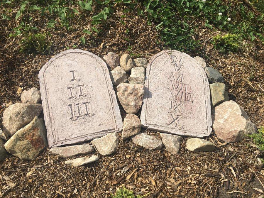 Postanowili założyć Park Biblijny w ogrodach działkowych (ZDJĘCIA)