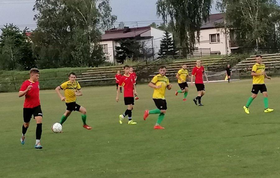 Trzeci mecz i trzecia porażka Libiąża (WIDEO)