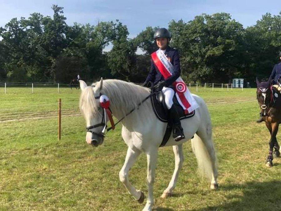 Amazonka z Bolęcina wywalczyła medal mistrzostw Polski