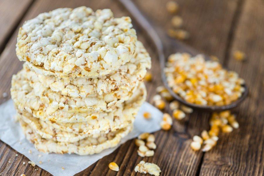 Dlaczego warto spożywać wafle kukurydziane?