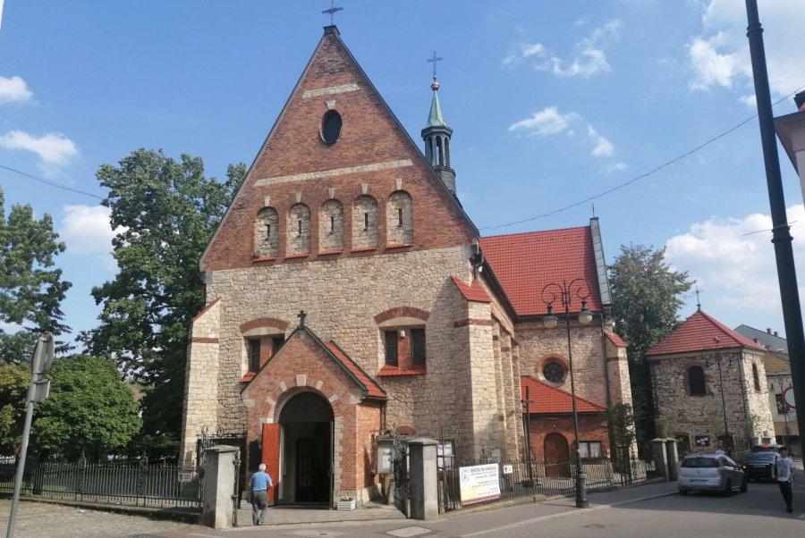 Kwarantanna w kościele w Chrzanowie