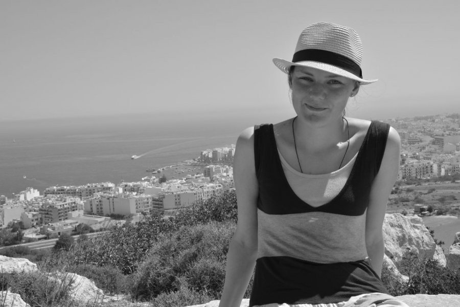 Wystawa o zamordowanej wolontariuszce Helenie Kmieć zaczyna wędrówkę od Trzebini