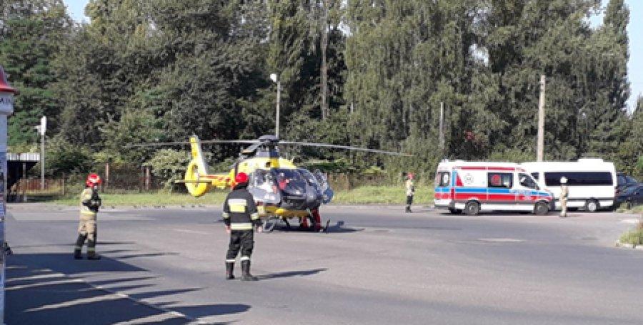 Kopalnia Janina - poszkodowany w wypadku już wypisany ze szpitala
