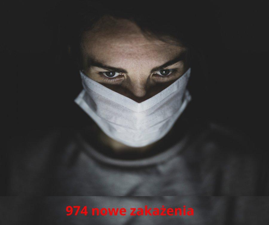 Koronawirus. Wysoki bilans zgonów i nowych zakażeń (RAPORT)