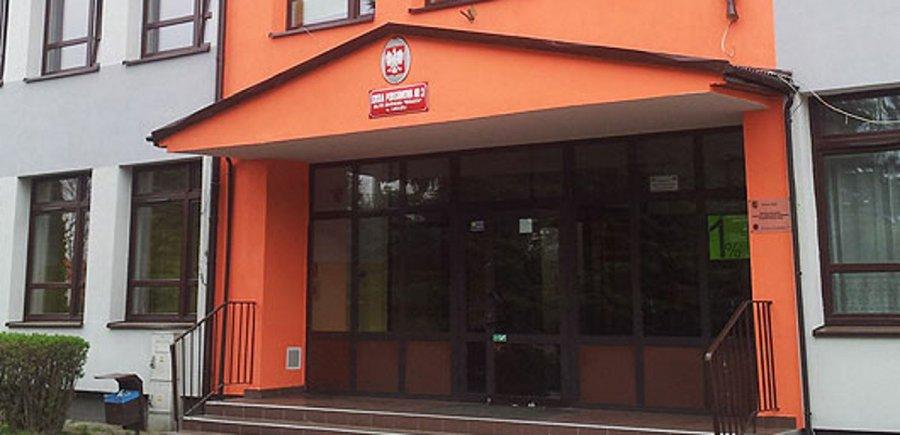 Dzieci musiały opuścić szkołę w Libiążu