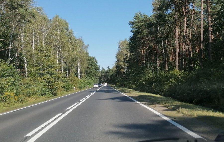 Rowerzyści od dawna czekają na budowę tej drogi