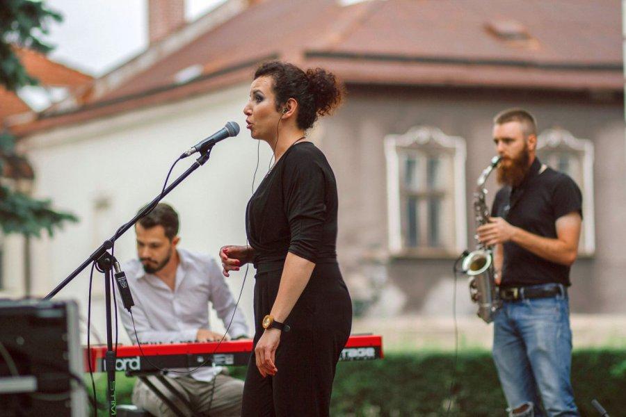 Wokalistka z Libiąża promuje swoją płytę (WIDEO)
