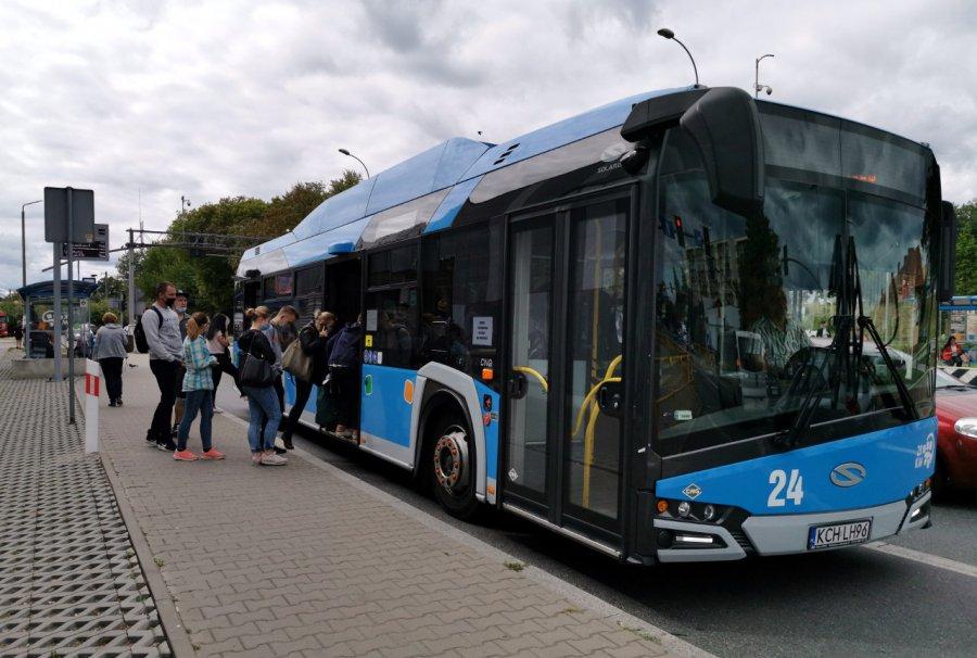 ZKKM Chrzanów zawiesza zdublowane kursy autobusów linii 15