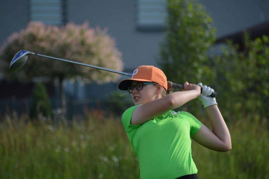 Julia Cebula najlepszą golfistką w Polsce
