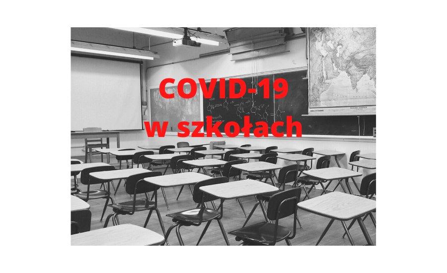 Znów koronawirus w szkole średniej