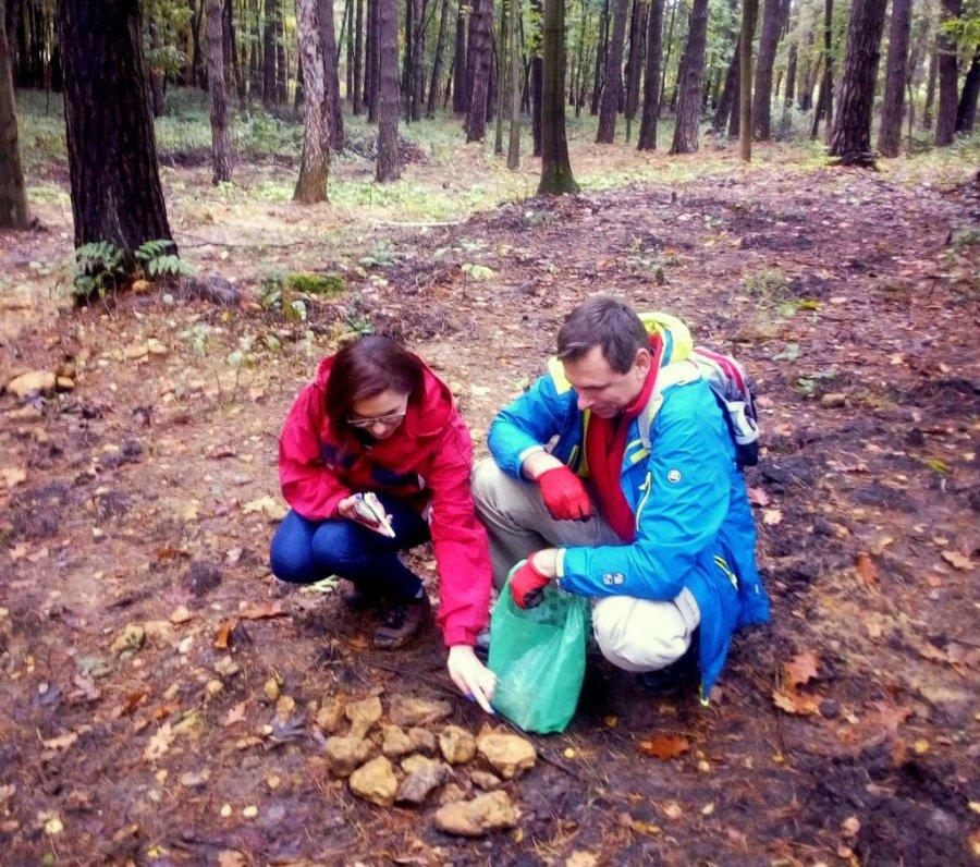 Odkrywcy spotkali się w Bolęcinie