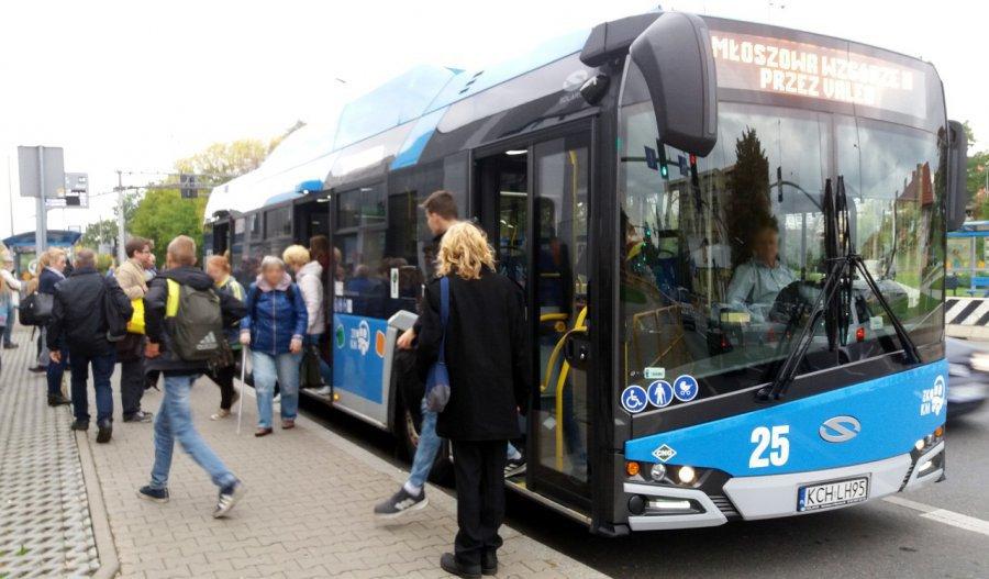 Na trasę wyjadą dodatkowe autobusy ZKKM Chrzanów