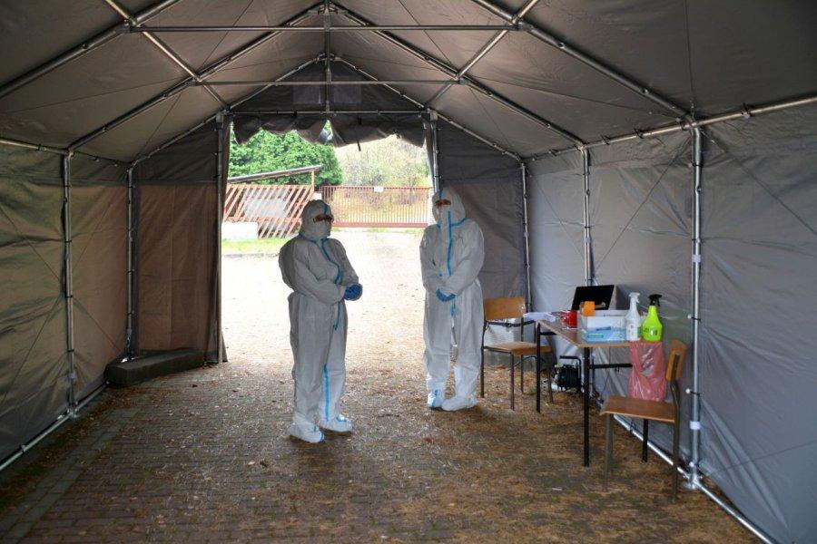 Test na koronawirusa można już zrobić w Libiążu