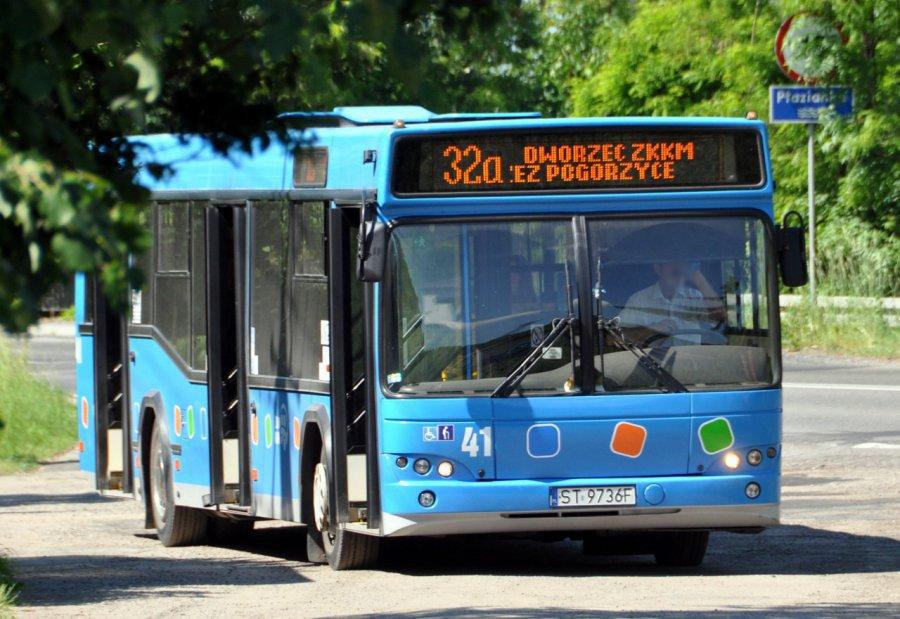 Uwaga pasażerowie. Zmienia się rozkład jazdy autobusów
