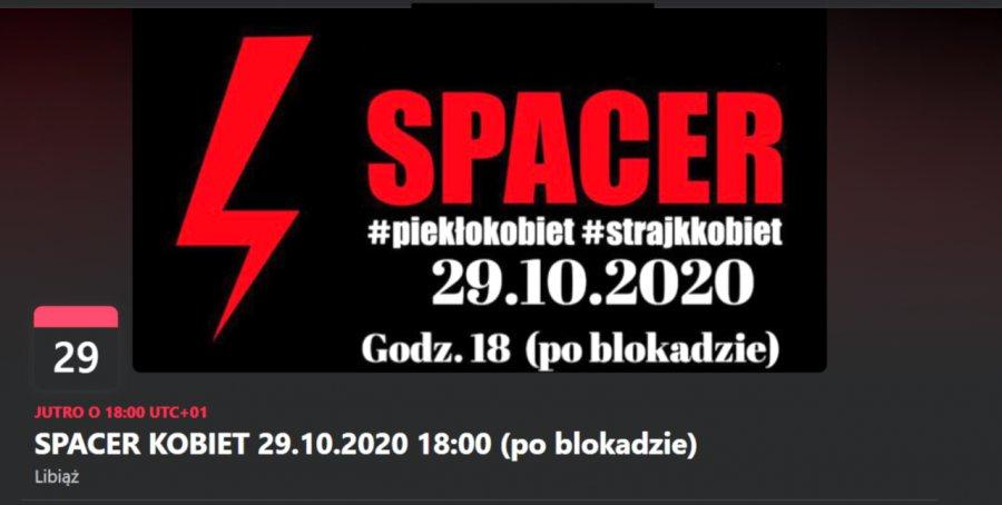 W czwartek spacery w Libiążu i Krzeszowicach