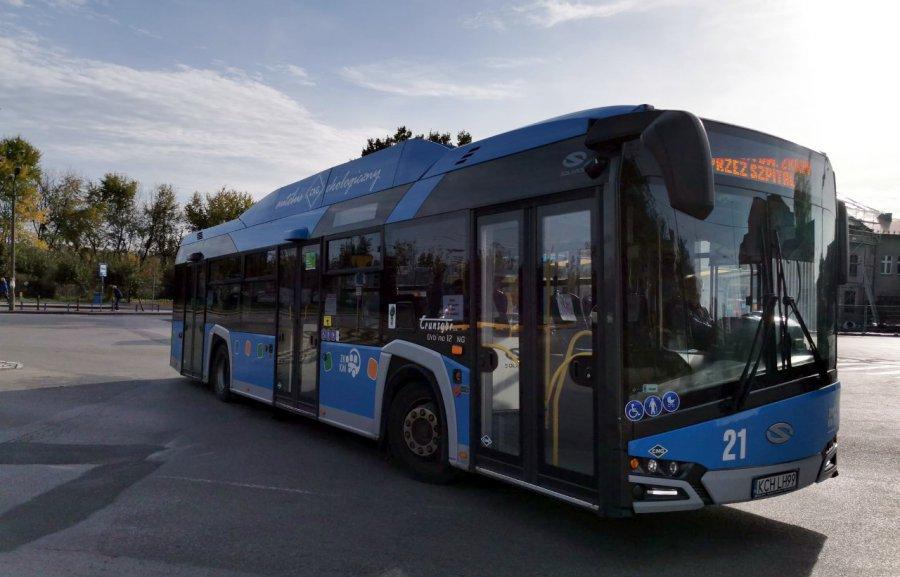 Na niektórych liniach ZKKM Chrzanów pojedzie mniej autobusów