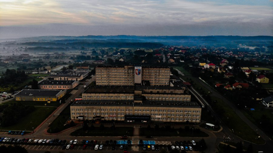 Zarząd powiatu chrzanowskiego podwyższył pensję dyrektorowi szpitala