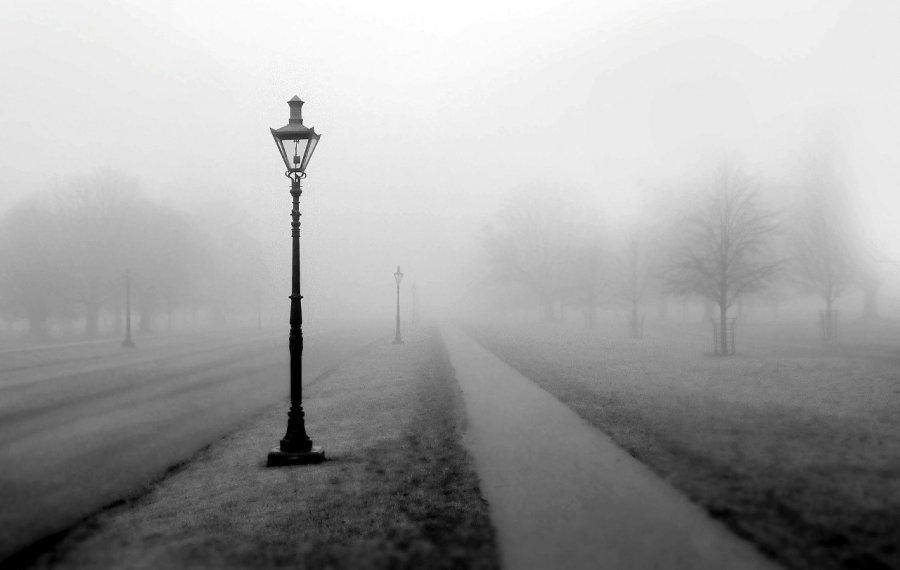 Uwaga. Gęsta mgła w nocy z soboty na niedzielę