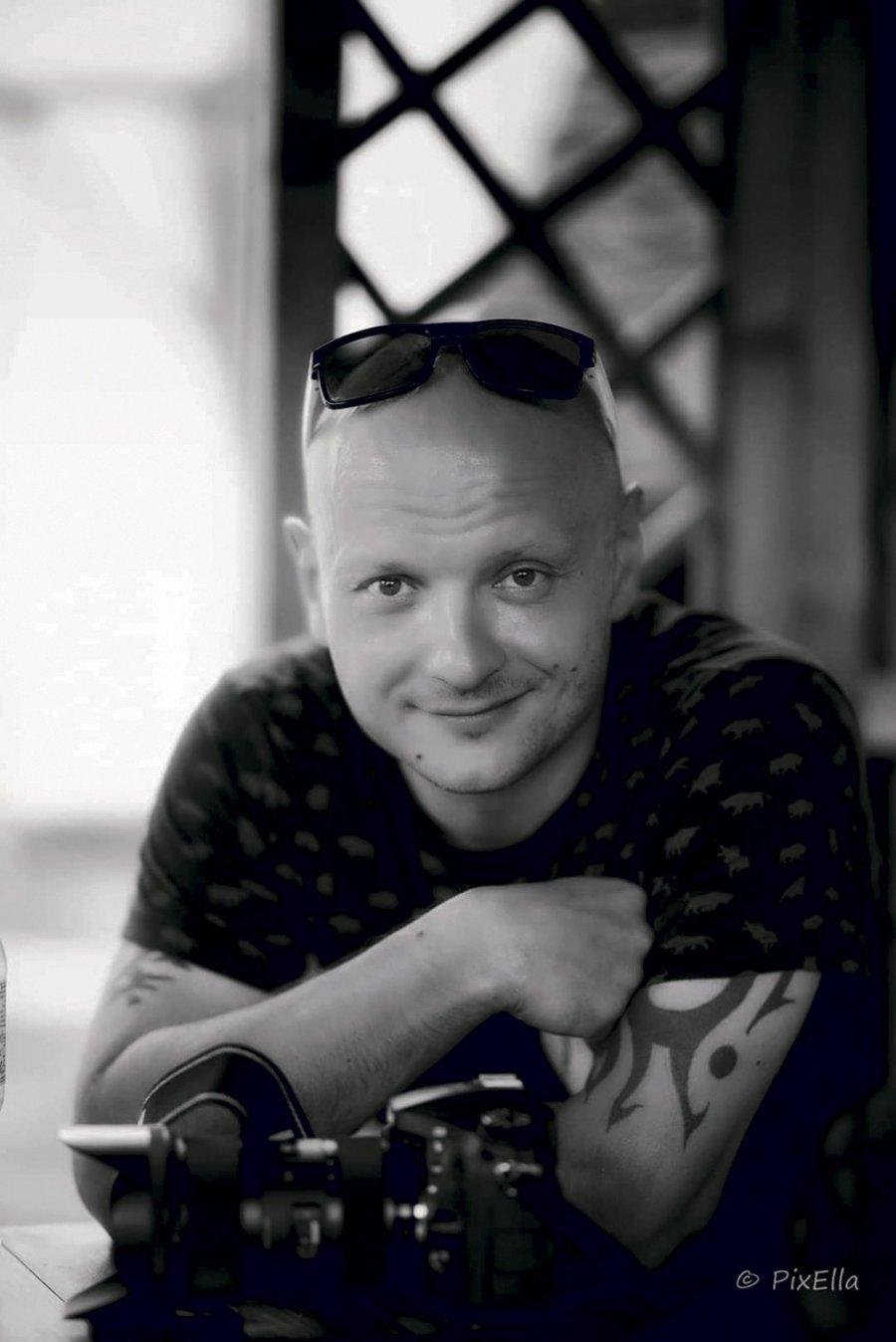 Michał Winiarczyk. Rozmowa o tym, jak pasja zrodziła pasję
