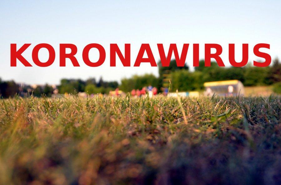 Koronawirus dopadł klub piłkarski