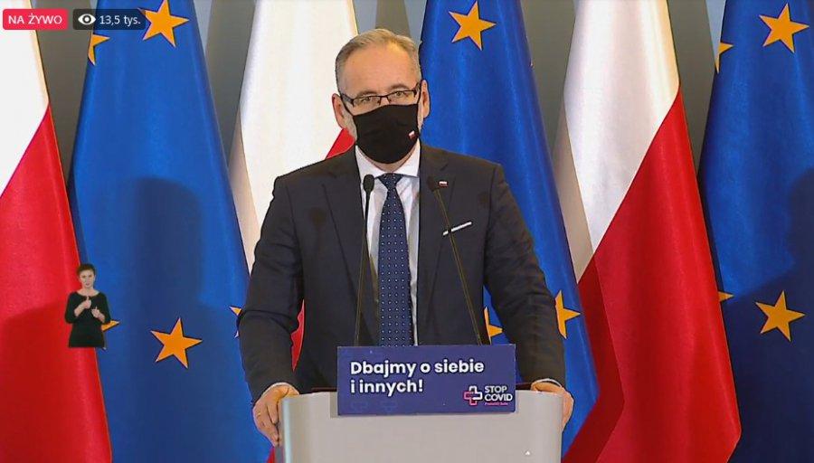 KORONAWIRUS. Minister zdrowia powiedział, co dalej z restrykcjami