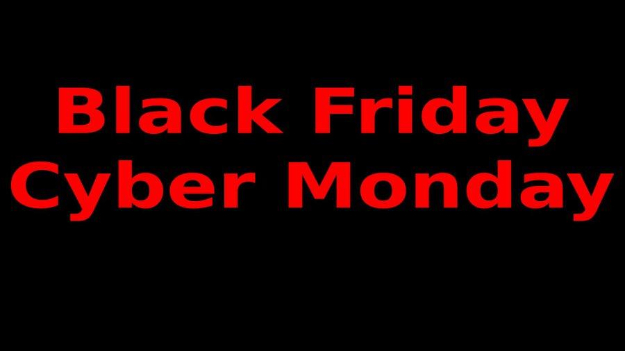 Black Friday i Cyber Monday