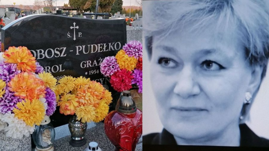 Prezenterka Dziennika TV i Wiadomości TVP spoczywa na chrzanowskim cmentarzu (WIDEO)