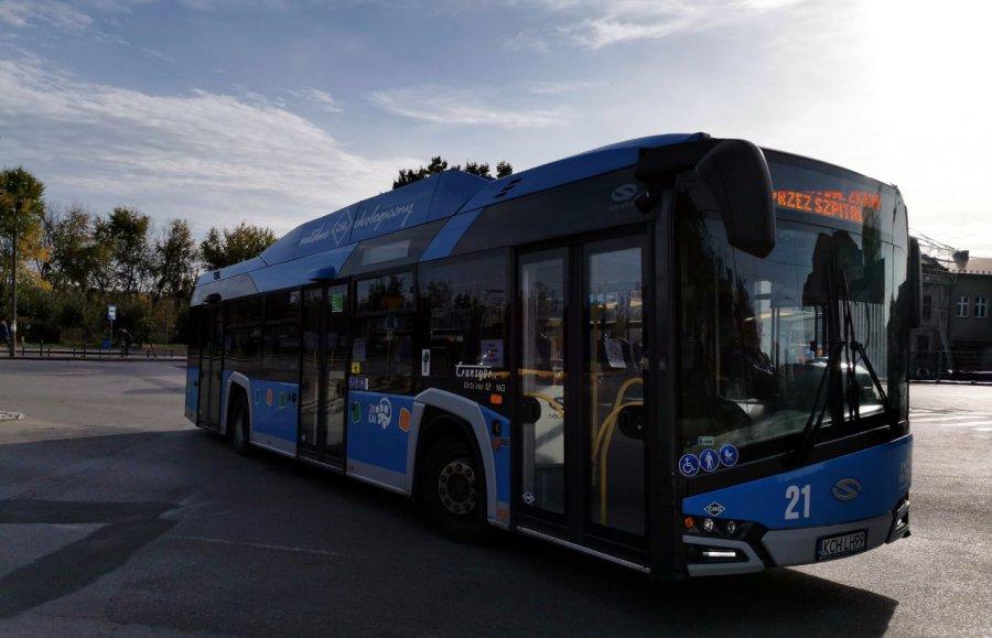 ZKKM Chrzanów podał, jak autobusy pojadą w okresie świąteczno-noworocznym