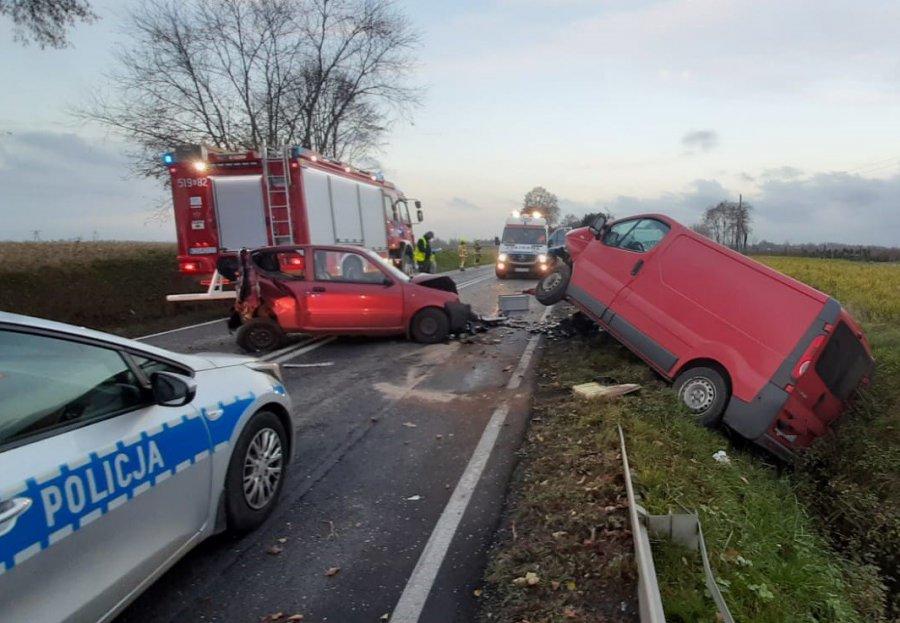 Policjant z Alwerni ocalił życie 27-latka