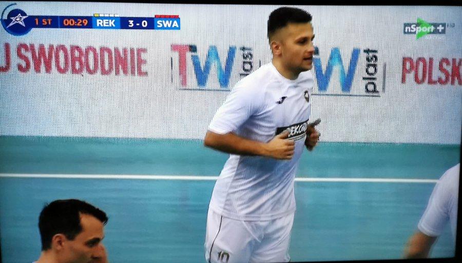 Fenomenalny gol libiążanina w meczu Ligi Mistrzów. Zobaczcie tę bramkę (WIDEO)