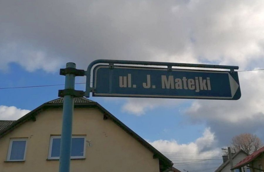 Ulica Matejki rozkopana. Uwaga na utrudnienia