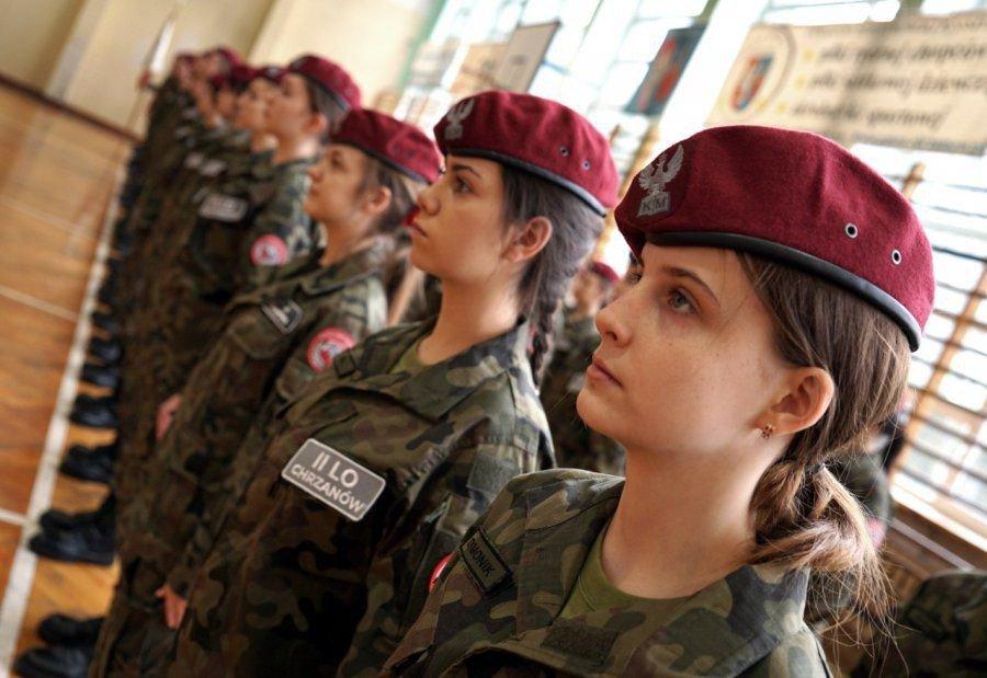 II LO W Chrzanowie stara się o patronat Ministerstwa Obrony Narodowej