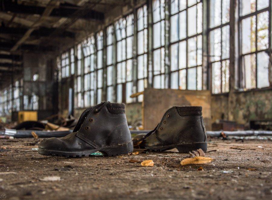 Industrialnie - fotograficzna opowieść z dreszczykiem (ZDJĘCIA)