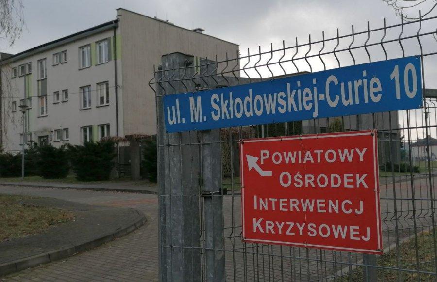 W Powiatowym Ośrodku Interwencji Kryzysowej nie będzie hostelu
