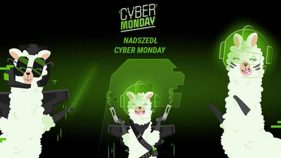 Cyber Monday 2020 w sklepie combat.pl