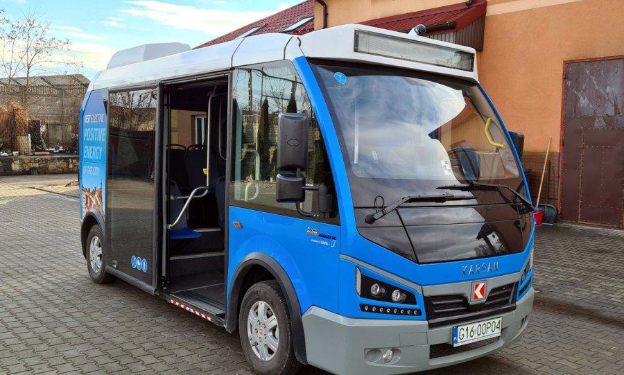 Przewoźnik testował autobus elektryczny produkcji tureckiej (ZDJĘCIA)