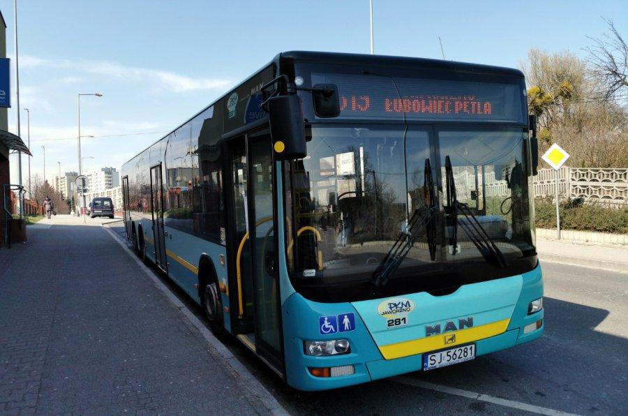 PKM Jaworzno zmienia rozkłady jazdy autobusów