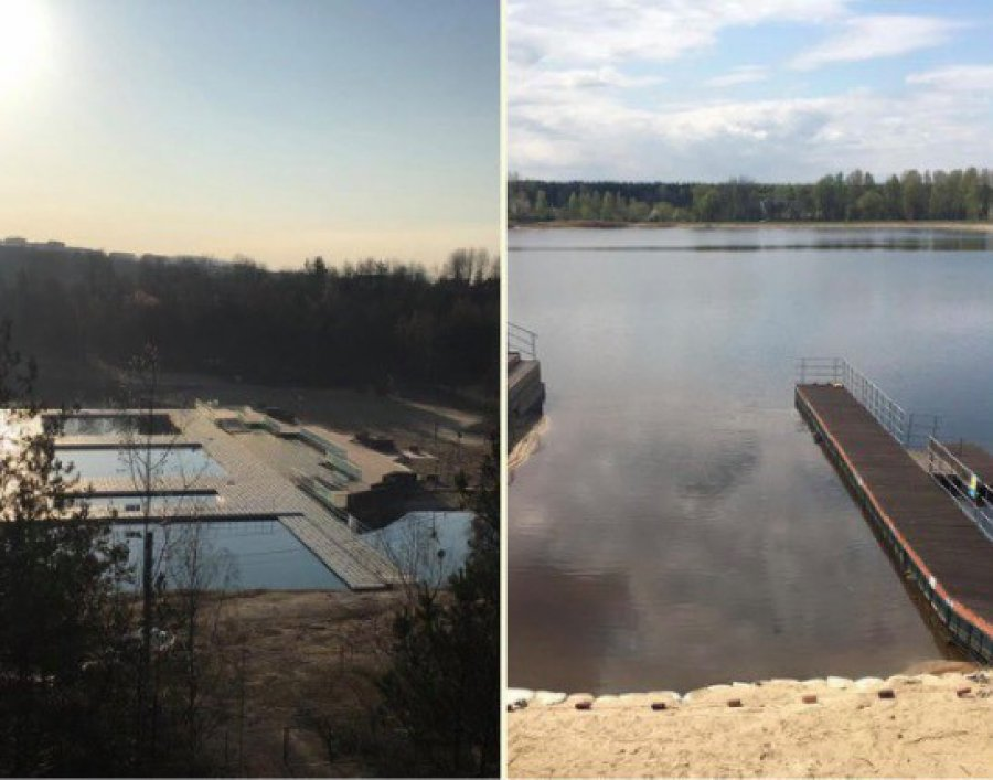 Chechło i Balaton. Ile będzie kosztować administrowanie kąpieliskami w 2021 roku?