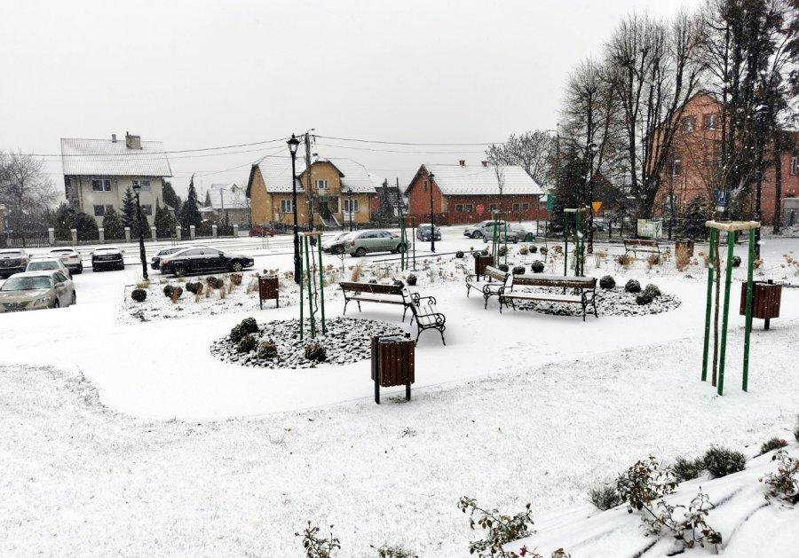Centrum wsi zmieniło się nie do poznania (WIDEO, ZDJĘCIA)