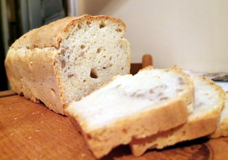 Polecamy sprawdzony przepis na chleb ze słonecznikiem