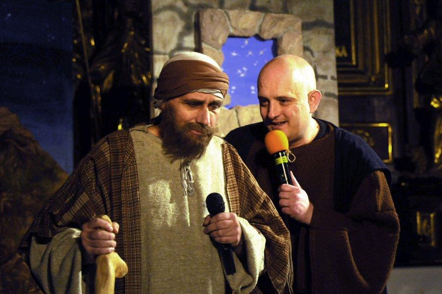 W Wigilię będzie misterium bożonarodzeniowe w klasztorze w Alwerni, ale zupełnie inne