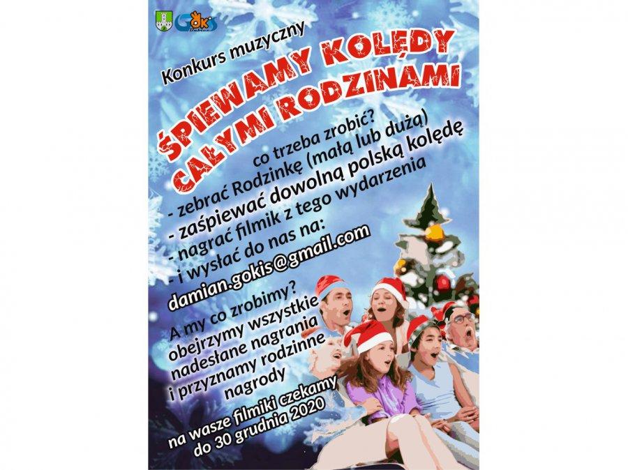 Nagraj polską kolędę z rodziną i zdobądź nagrodę