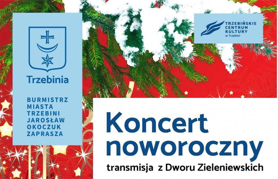 Koncert noworoczny z Trzebini. Tym razem online