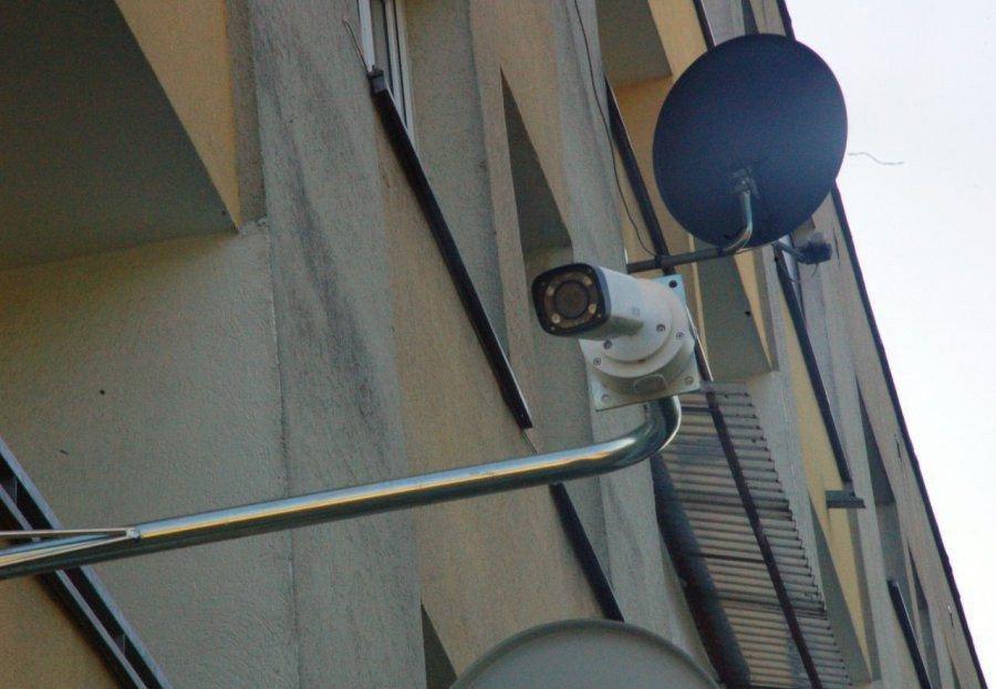 Obserwuje nas coraz więcej kamer i fotopułapek