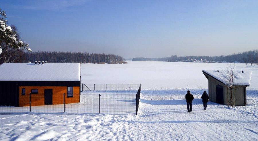 Trasa wokół zalewu Sosina w Jaworznie. Przydałaby się taka nad zalewem Chechło (zdjęcia, wideo)