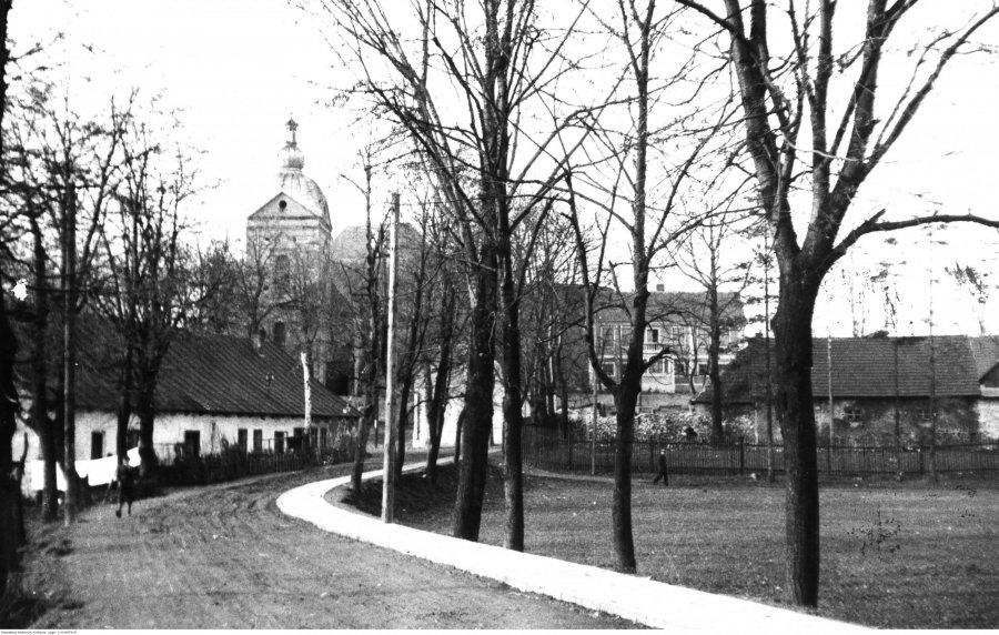 Chodzi tamtędy wielu mieszkańców Trzebini. Zobaczcie, jak ta ulica wyglądała 90 lat temu