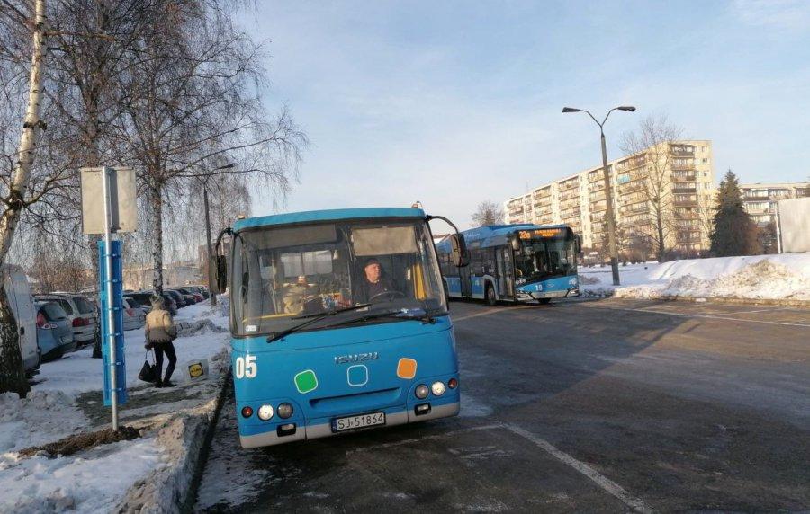 Tymczasowy dworzec autobusowy w Chrzanowie już działa (WIDEO)