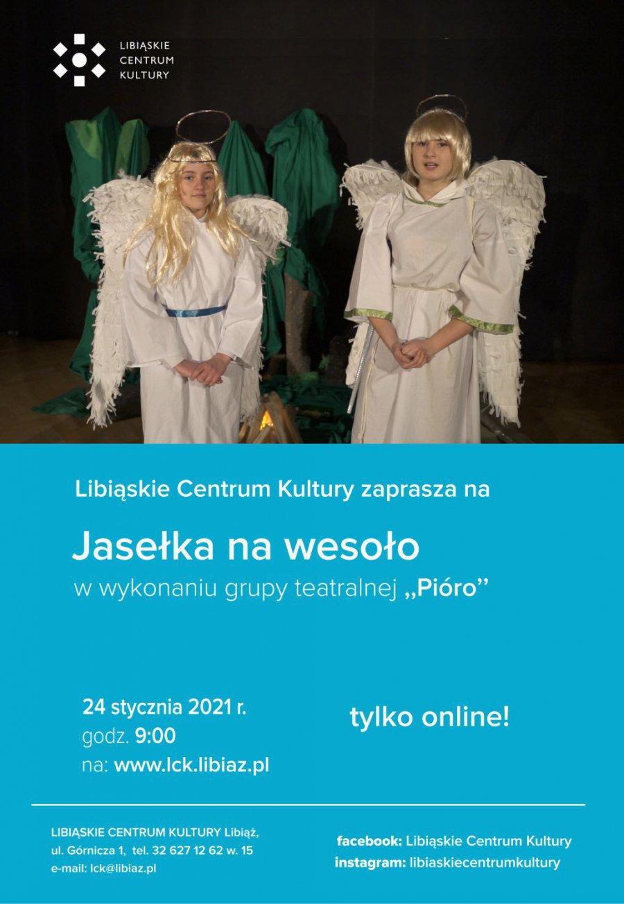 Młodzi aktorzy z Libiąża pokażą co potrafią