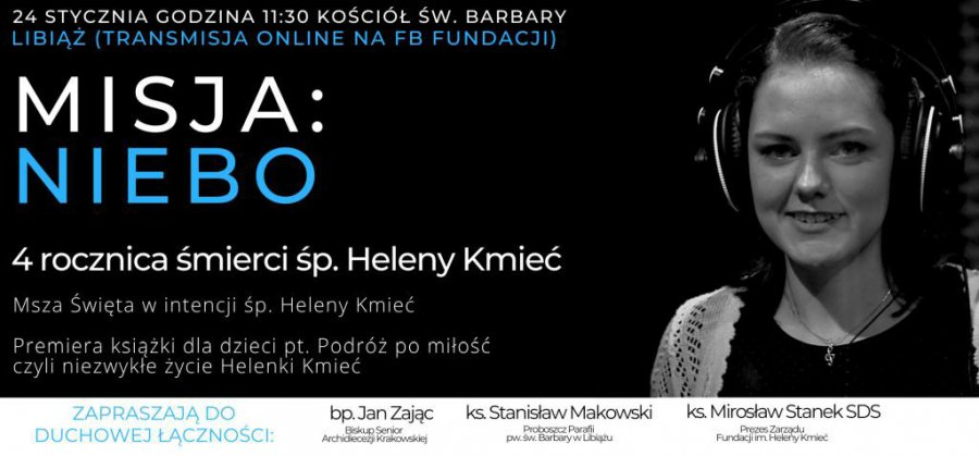 Jutro przypada 4. rocznica śmierci Heleny Kmieć