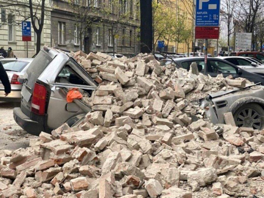 W parafiach trwa zbiórka na pomoc dla poszkodowanych w trzęsieniu ziemi